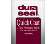 Quick Coat 2-Hour Penetrating Finish